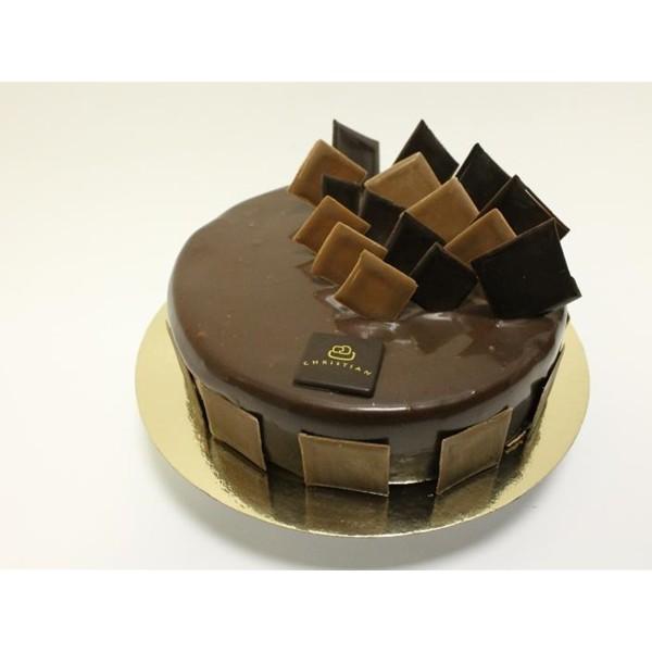 Chocorette taartje