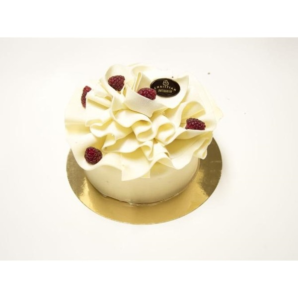 Witte Parel taartje